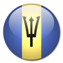 Barbados Flag-128