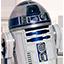 Star Wars R2D2 Icon