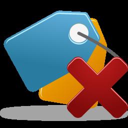 Bookmark delete