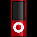 iPod nano red-128