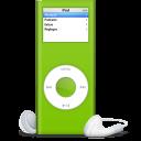 iPod nano vert-128