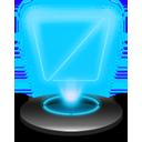Recycle Empty Hologram-128