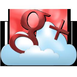 Google Plus cloud