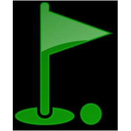 Golf Club Green 2