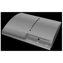 Playstation 3 Silver