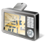 GPS device map icon