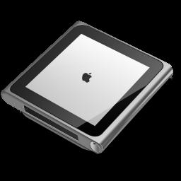 iPod nano silver