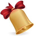 Christmas Bell-128