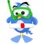 Twitter Diver icon