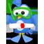Twitter Diver-64