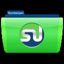StumbleUpon Colorflow 2-128