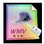 Wmv files icon