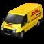 Van DHL Front icon