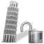 Tower of Pisa Unlock icon
