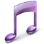 3D Music Note Icon