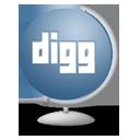 Digg Globe-128