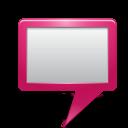 Map Marker Board Pink-128