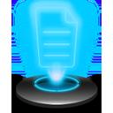 Notepad Hologram-128
