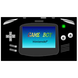 Gameboy Advance black