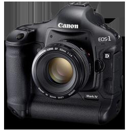 Canon 1D side