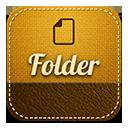 Folder retro-128