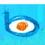 Hand Drawn Bing icon