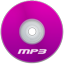 Mp3 Purple icon