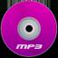 Mp3 Purple icon