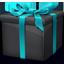 Black Gift Box-64