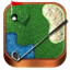 Golf wooden Icon