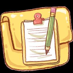 Folder Notepad Version