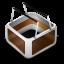 Cart orange Icon