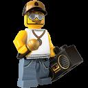 Lego Rapper-128