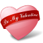Heart Be My Valentine Icon