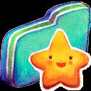 Starry Green Folder-128