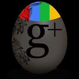 Google Plus Egg