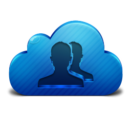 Cloud Contacts-256