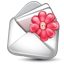 Contact Flower icon