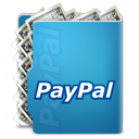 Paypal folder-128
