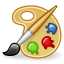 Gnome Applications Graphics icon