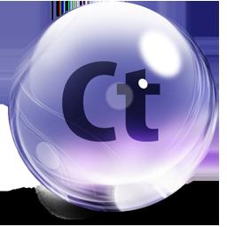 Adobe Contribute Glass