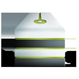 Server Eteint Vert
