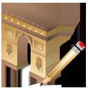 Arch of Triumph Write-128