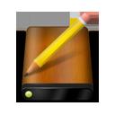 Wood Drive Pencil-128