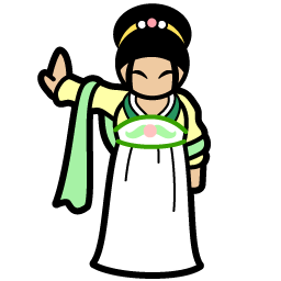 Dolled up Toph