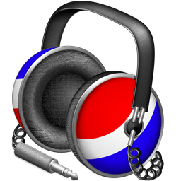Pepsi Punk headphones
