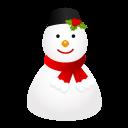 Snowman Cap-128