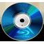 Blu ray disc Icon