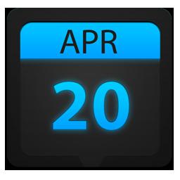 Calendar ice