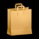 Paperbag Orange-128